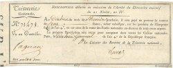 100 Francs FRANCE  1796 Ass.55a TTB
