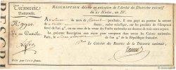 1000 Francs FRANCE  1796 Ass.58a TTB