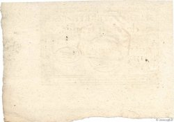 5 Francs Monval cachet noir FRANCE  1796 Ass.63b SPL