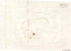 5 Francs Monval cachet rouge FRANCE  1796 Ass.63c SUP