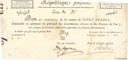 20 Francs FRANCE  1798 Laf.215 TTB