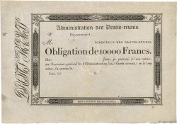 10000 Francs FRANCE  1805 - SUP