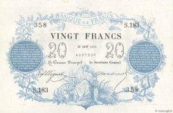 20 Francs type 1871 FRANCE  1871 F.A46.02