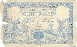 100 Francs type 1882 FRANCE  1886 F.A48.06 AB