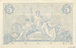 5 Francs NOIR FRANCE  1873 F.01.20 SUP