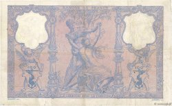 100 Francs BLEU ET ROSE FRANCE  1906 F.21.20 TB
