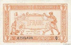 1 Franc TRÉSORERIE AUX ARMÉES FRANCE  1919 VF.04.04 pr.NEUF