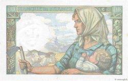 10 Francs MINEUR FRANCE  1941 F.08.01 pr.NEUF