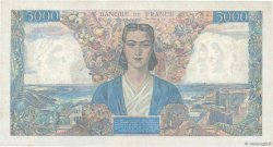 5000 Francs EMPIRE FRANÇAIS FRANCE  1947 F.47.59 SUP+