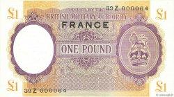 1 Pound FRANCE  1944 VF.15.01 pr.NEUF