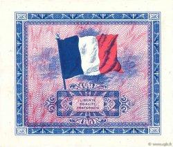 5 Francs DRAPEAU FRANCE  1944 VF.17.02 NEUF