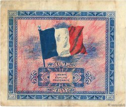 5 Francs DRAPEAU FRANCE  1944 VF.17.03 TB+