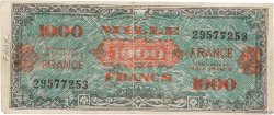 1000 Francs FRANCE FRANCE  1945 VF.27.01x TB