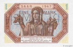 1 Mark SARRE FRANCE  1947 VF.44.02 NEUF