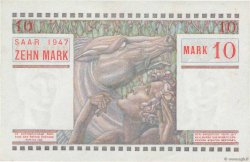 10 Mark SARRE FRANCE  1947 VF.47.01 SPL+