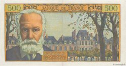 500 Francs VICTOR HUGO FRANCE  1955 F.35.05 pr.SPL