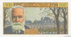 5 NF sur 500 Francs Victor HUGO FRANCE  1959 F.52.02 SUP