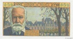5 Nouveaux Francs VICTOR HUGO FRANCE  1963 F.56.13 NEUF