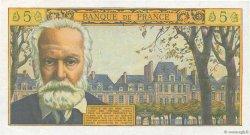5 Nouveaux Francs VICTOR HUGO FRANCE  1965 F.56.21 TTB+
