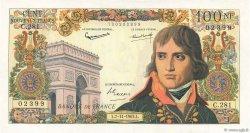 100 Nouveaux Francs BONAPARTE FRANCE  1963 F.59.24 SUP+