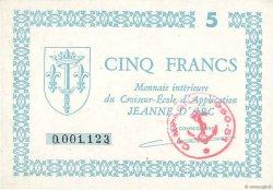 5 Francs FRANCE  1950 K.206 SPL