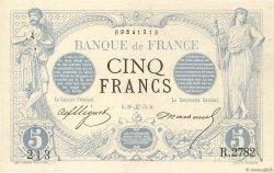 5 Francs NOIR FRANCE  1873 F.01.19 pr.SUP