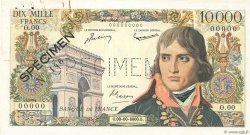 10000 Francs BONAPARTE FRANCE  1955 F.51.00 VF