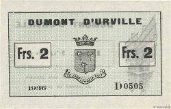 2 Francs FRANCE régionalisme et divers  1936 K.259b pr.NEUF