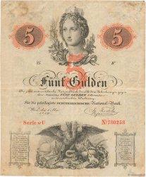 5 Gulden AUTRICHE  1859 P.A088 TB