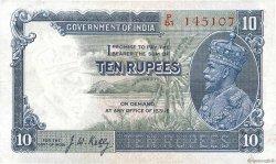 10 Rupees INDE  1928 P.016b TTB