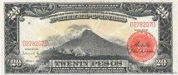 20 Pesos PHILIPPINES  1936 P.085a aXF