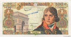 100 Nouveaux Francs BONAPARTE FRANCE  1962 F.59.13 aXF