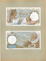 100 Francs SULLY FRANCE  1935 F.26.00 NEUF