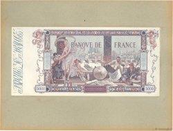 5000 Francs FLAMENG FRANCE  1918 F.43.00e1 SUP