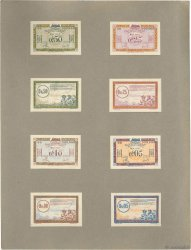 5 au 50 Centimes Spécimen FRANCE regionalism and miscellaneous  1923 JP.135.01s/04s