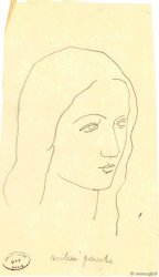 Femme Dessin FRANCE regionalism and miscellaneous  1930