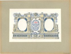 1000 Francs MADAGASCAR  1926 P.42p NEUF
