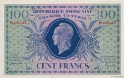 100 Francs MARIANNE  FRANCE  1943 VF.06.01a SPL