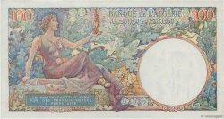 100 Francs ALGÉRIE  1945 P.115 pr.SPL