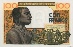 100 Francs WEST AFRICAN STATES  1965 P.101Ag UNC