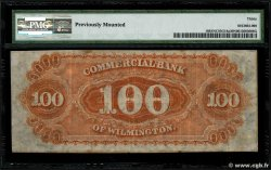 100 Dollars UNITED STATES OF AMERICA Wilmington 1861  VF