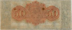 50 Dollars Non émis UNITED STATES OF AMERICA New Orleans 1850  UNC-