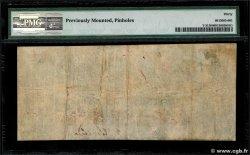 5 Dollars KONFÖDERIERTE STAATEN VON AMERIKA  1861 P.14 S
