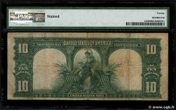 10 Dollars UNITED STATES OF AMERICA  1901 P.185 F