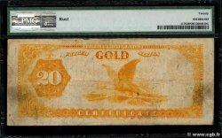 20 Dollars VEREINIGTE STAATEN VON AMERIKA  1882 P.259b S