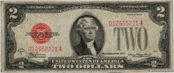 2 Dollars UNITED STATES OF AMERICA  1928 P.378d VG
