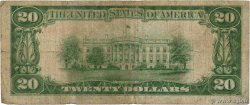 20 Dollars UNITED STATES OF AMERICA Norfolk 1929 Fr.1802 G