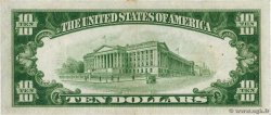 10 Dollars UNITED STATES OF AMERICA  1928 P.400 VF+