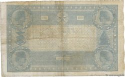 100 Francs type 1862 Indices Noirs  FRANCE  1868 F.A39.03 F