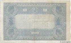 100 Francs type 1862 Indices Noirs FRANCE  1875 F.A39.11 TTB